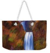 Multnomah Falls In Autumn Weekender Tote Bag