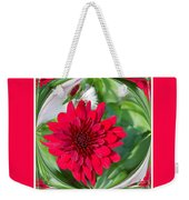 Mum Abstract A Square Weekender Tote Bag
