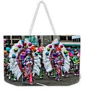 Mummer Color Weekender Tote Bag
