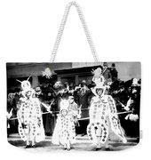 Mummers Circa 1909 Weekender Tote Bag
