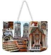 Munich Liebfrau Weekender Tote Bag