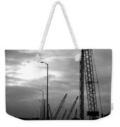 Municipal Construction  Weekender Tote Bag