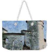 Munot Weekender Tote Bag by Ayse Deniz