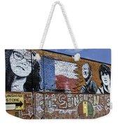 Mural And Graffiti Weekender Tote Bag