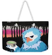 Mural Paintin By Cirl23 Weekender Tote Bag