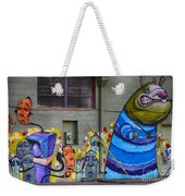 Mural - Wall Art Weekender Tote Bag