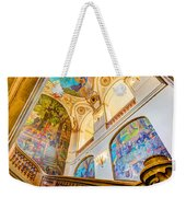 Murals Of Capitole De Toulouse Weekender Tote Bag