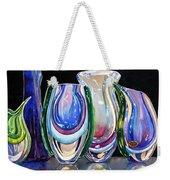 Murano Crystal Weekender Tote Bag