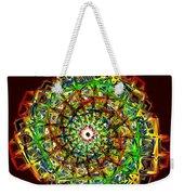 Murano Glass - Red Weekender Tote Bag