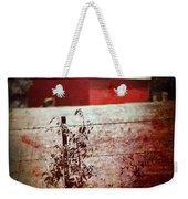 Murder In The Red Barn Weekender Tote Bag