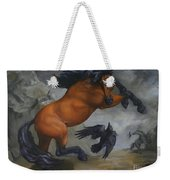 Murder Of Crows Weekender Tote Bag