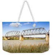 Murray Bridge Weekender Tote Bag