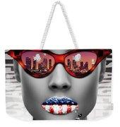 Musa Los Angeles Weekender Tote Bag