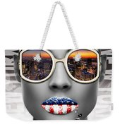 Musa New York Weekender Tote Bag