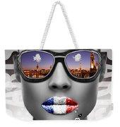 Musa Paris Weekender Tote Bag