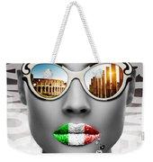 Musa Roma Weekender Tote Bag