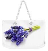 Muscari Bunch Weekender Tote Bag