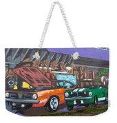 Muscle Cars Weekender Tote Bag