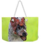 Muscovy Duck Weekender Tote Bag