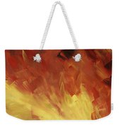 Muse In The Fire 2 Weekender Tote Bag