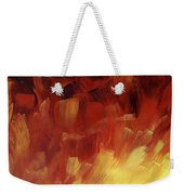 Muse In The Fire 3 Weekender Tote Bag