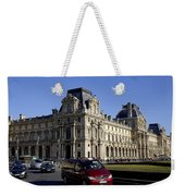 Musee Du Louvre In Paris France Weekender Tote Bag