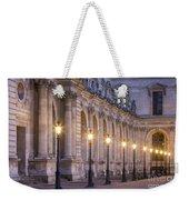 Musee Du Louvre Lamps Weekender Tote Bag