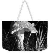 Mushroom Weekender Tote Bag