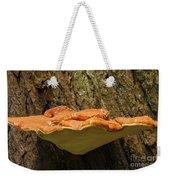 Mushroom Plate Weekender Tote Bag