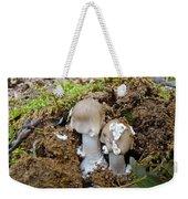Mushroom Twins - As Youngsters Weekender Tote Bag