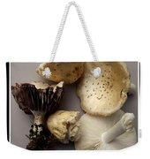 Mushrooms With Watercolor Effect 5 Weekender Tote Bag