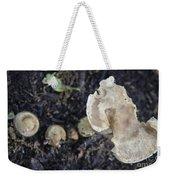 Mushy Mushrooms Weekender Tote Bag