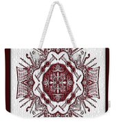 Music And Lace Weekender Tote Bag