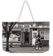 Music - Bag Piper - Somerville Nj -  The Scottsman Weekender Tote Bag