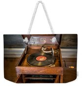 Music Box Weekender Tote Bag