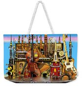 Music Castle Weekender Tote Bag