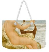 Music Weekender Tote Bag by Henry Holiday