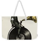 Music Man Weekender Tote Bag by Eric Fan