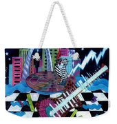 Music On The River Stl Style Weekender Tote Bag