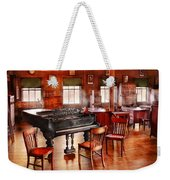 Music - Piano - The Grand Piano Weekender Tote Bag