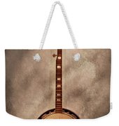 Music - String - Banjo  Weekender Tote Bag by Mike Savad