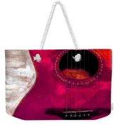 Music Time Weekender Tote Bag