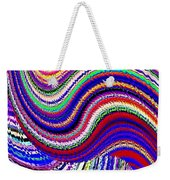 Music To The Eyes Weekender Tote Bag