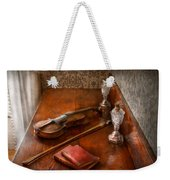 Music - Violin - A Sound Investment  Weekender Tote Bag