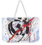 Musical Abstract 002 Weekender Tote Bag