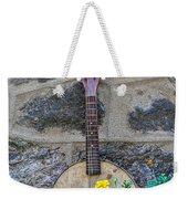 Musical Garden Weekender Tote Bag