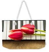 Musical Interlude Weekender Tote Bag