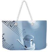 Musical Tune Weekender Tote Bag