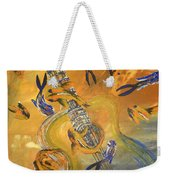 Musical Waters Weekender Tote Bag