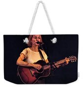 Musician And Songwriter Sam Phillips Weekender Tote Bag
